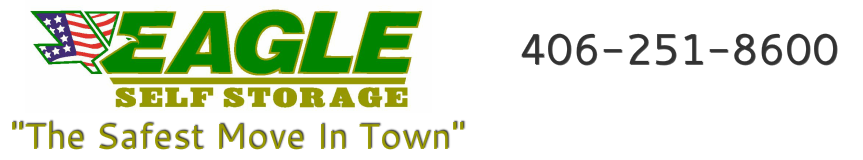 Eagle Self Storage | Missoula's safest move in town